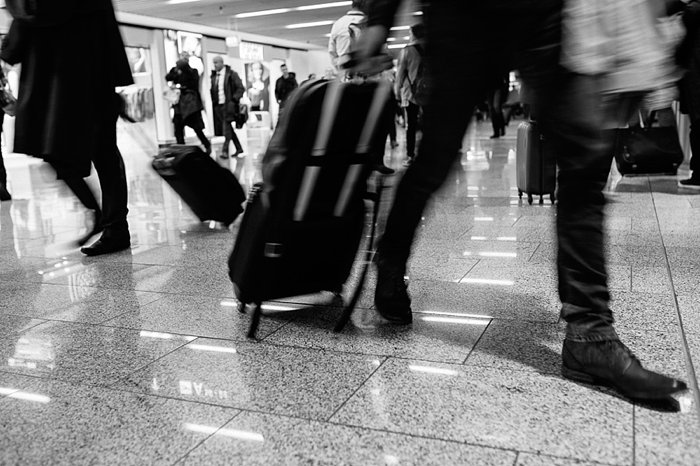 Fraknkfurt airport photography